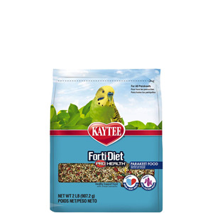 Forti-Diet Pro Health Parakeet Food 2 lb