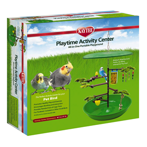 Kaytee Desktop Activity Center for Pet Birds