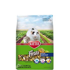 Kaytee Fiesta Rat and Mouse Food 2 lb