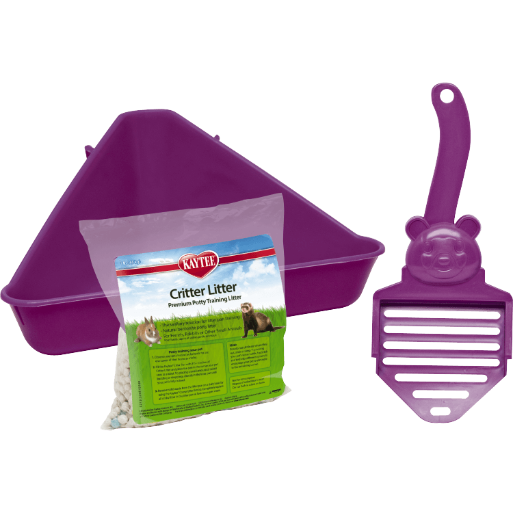 Kaytee Deluxe Critter Litter Training Kit