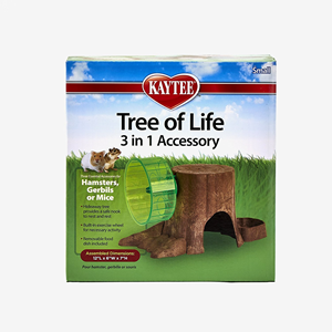 Kaytee Tree of Life 3-in-1 Pet habitat Accessory
