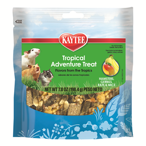 Kaytee Tropical Adventure Treat Blend