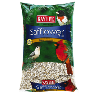 Kaytee Safflower Seed Wild Bird Food