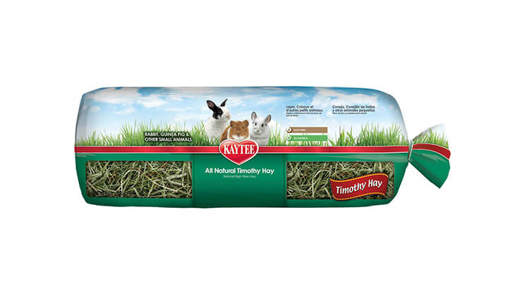 Timothy Hay for Small Animals
